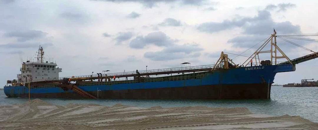 benzmark emerald ship