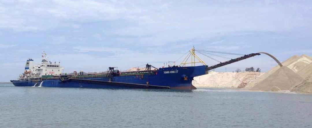 benzmark xiang hong 27 ship